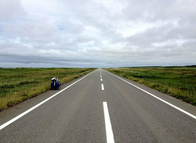 これほど北海道らしい道はないだろう