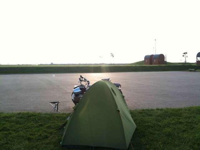 しべつ海の公園オートキャンプ場